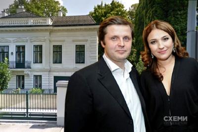 У зятя відомої в Чернівцях власниці весільних салонів знайшли особняк у Відні – відео