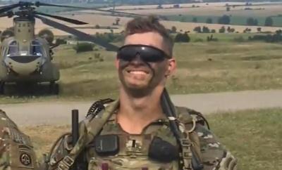 Колишній чернівчанин керує взводом в американській армії – відео