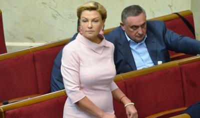 Оксана Продан знімається з виборів до Ради