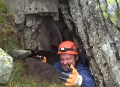 У Карпатах знайшли найбільш високогірну печеру в Україні - відео