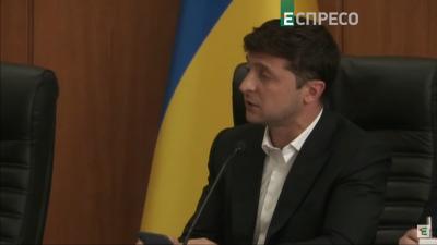 «Іди, гуляй»: Зеленський вигнав із зустрічі раніше судимого чиновника