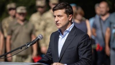 «Потерпіть, хлопці»: Зеленський пообіцяв вирішити проблему з «євробляхами»