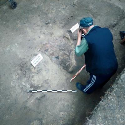 У Буську археологи знайшли перший християнський храм ХІІ століття