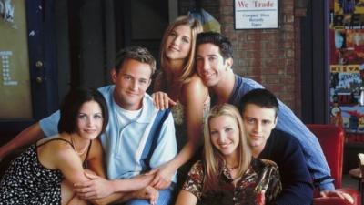 """Серіал """"Друзі"""" зникне з каталогу Netflix: відома причина"""