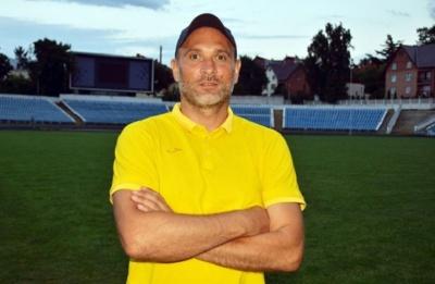 «Футболісти скучили за грою»: новий тренер «Буковини» розповів, чого бракує команді для перемоги