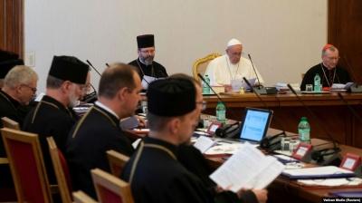 УГКЦ має новий екзархат в Італії – рішення папи Римського