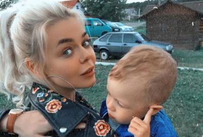 «Схожий на тебе»: на Буковині Аліна Гросу влаштувала фотосесію зі своїм племінником
