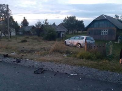 На Прикарпатті в ДТП загинули двоє маленьких дітей: один з водіїв був напідпитку