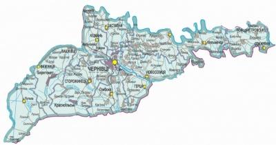 На Буковині скоротять 8 районів: в уряді показали новий поділ