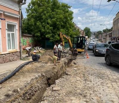 Ремонт на Руській в Чернівцях: відомо, коли почнуть відновлювати дорожнє покриття