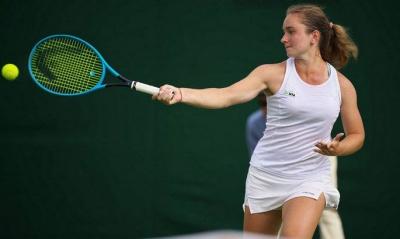 Українка Дарина Снігур виграла Wimbledon