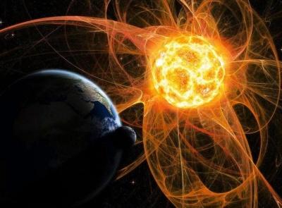 Потужна магнітна буря насувається на Землю
