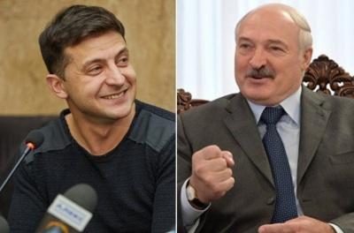 Зеленський копіює Лукашенка: польські ЗМІ показали схожість поведінки президентів