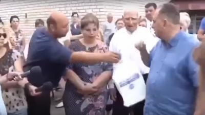 «Чучело Господне»: экс-регионал Колесников нахамил избирателям - видео