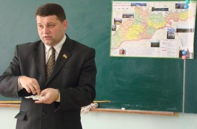 Заступник голови Чернівецької ОДА написав заяву про звільнення