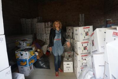 «Погляньте, які хороші речі!»: волонтери Буковини розподілили допомогу інтернатам і чорнобильцям