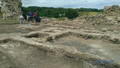 У Хотинській фортеці знайшли руїни старовинної турецької мечеті