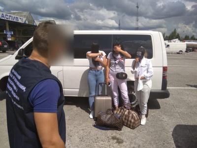 Трьох українок везли у сексуальне рабство до Європи