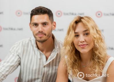 Love is in the air: Нікіта Добринін і Даша Квіткова відпочинку в Одесі