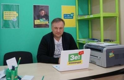 Другановський уникає запитань про свій донос на Бурбака в СБУ