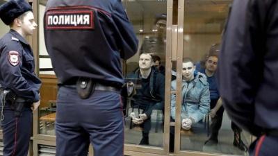 Суд Москви продовжив арешт полоненим морякам до осені