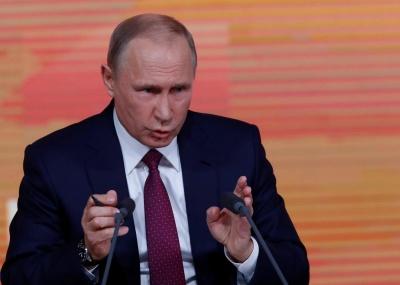 Путін спростив отримання російського громадянства для всіх жителів Донбасу