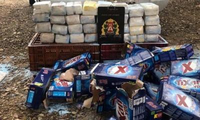 Супермаркет торгував кокаїном в упаковках з-під прального порошку
