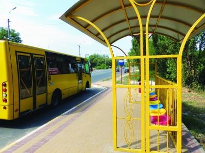 У Чернівцях з'явиться нова автобусна зупинка на перехресті Винниченка-Миру