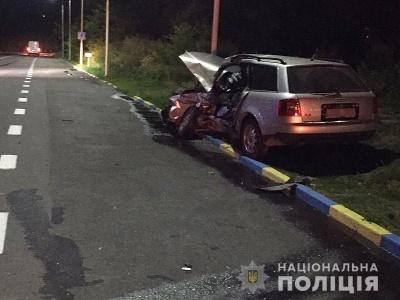Нічна ДТП на Буковині: в поліції розповіли обставини загибелі водія