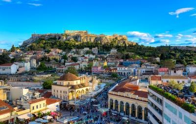 У Греції стався потужний землетрус