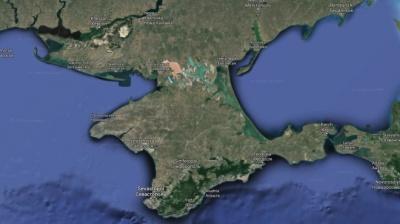 Російське посольство у Лондоні згадало, чий Крим на мапі світу