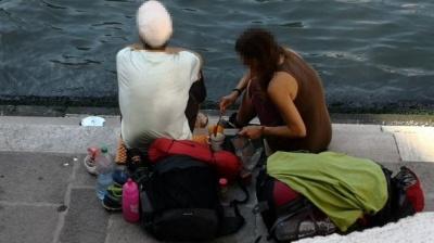 Туристів оштрафували і вигнали з Венеції за приготування кави біля мосту