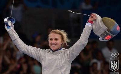 Харлан виграла золото чемпіонату світу з фехтування