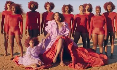 """Beyonce презентувала другий кліп на саундтрек до фільму """"Король лев"""""""