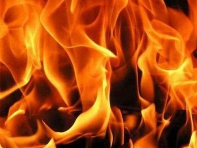 На Буковині горіли «Жигулі»: на пожежі виявили труп людини