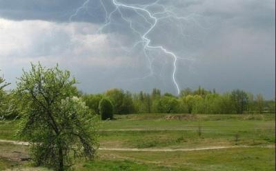 У найближчі два дні на Буковині очікуються грози і дощі