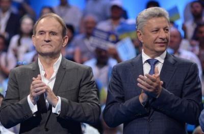 У Чернівцях кожен 11-й виборець підтримав партію Медведчука
