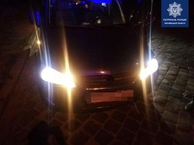 В Черновцах в п  пьяного водителя в авто обнаружили нарколабораторию - фото