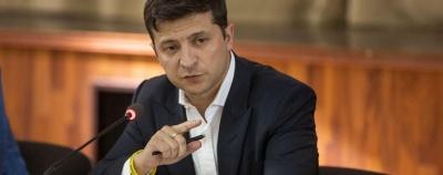 Зеленський вніс законопроект про незаконне збагачення у ВР