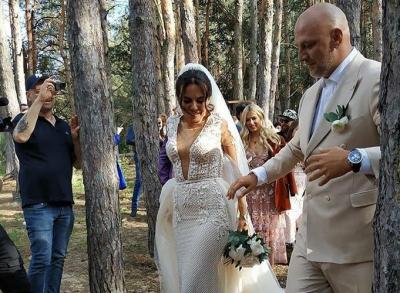 Настя Каменських і Потап одружилися задовго до травневого весілля - фото