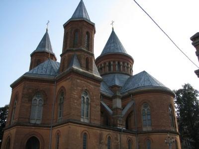 У Чернівцях розпочався місячний фестиваль органної музики