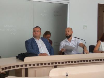 Справа про відставку Каспрука: у Вінниці розпочався розгляд апеляції