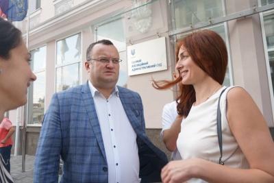 Справа Каспрука: суд призначив дату засідання в режимі відеоконференції