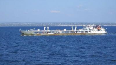 «Піратські дії»: Росія відреагувала на захоплення СБУ свого танкера NEYMA