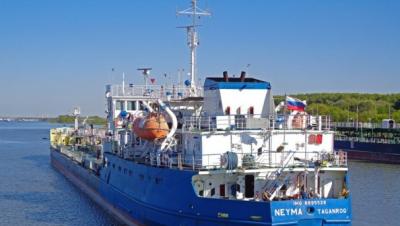 СБУ затримала російський танкер NEYMA, що блокував українські кораблі в Керченській протоці