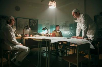 """Російський """"Чорнобиль"""" висміяли за кіноляп"""