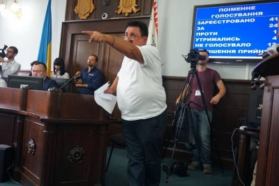 «Єдиний шанс потрапити в міськраду»: Дідух-Кобзар пропонує Яриничу об'єднатись на місцевих виборах