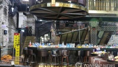 У нічному клубі в Кореї обвалилася мансарда, є жертви