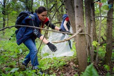 Українці запустили додаток EcoHike, що допоможе боротись із проблемою сміття