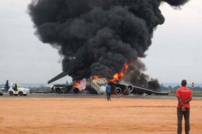 У Лівії ракетним ударом знищено два українські літаки - ЗМІ